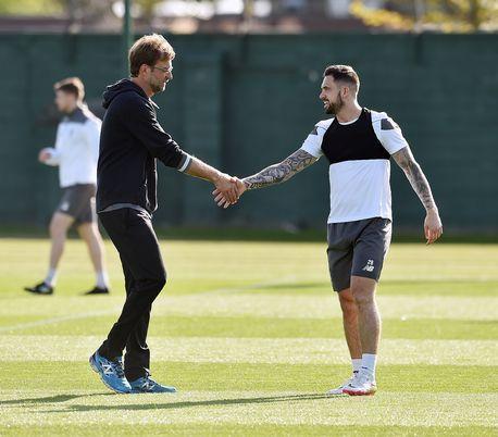 #LFC boss dismisses talk of former Burnley striker moving on