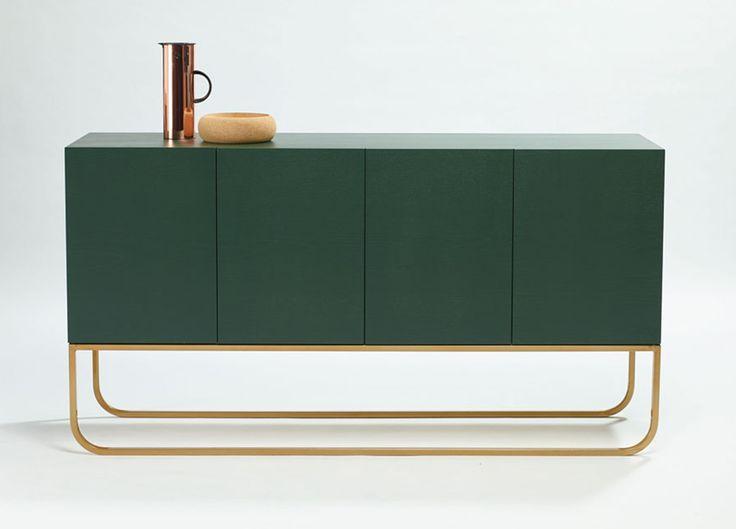New York Side Table | Grazia & Co  Australian-made... So tempting.