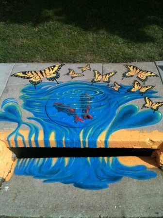 Catch Basin Or Storm Drain