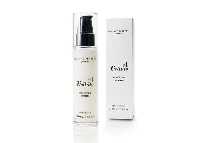 A smoothing serum that eliminates frizz, controls static and protects from external agents, making the hair exceptionally smooth and silky. For all hair types.