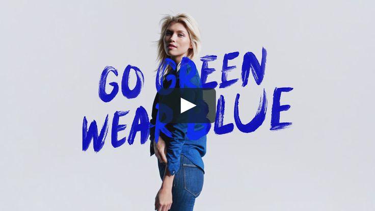 Go Green Wear Blue - Conscious Denim by H&M.  Available 2 oct. www.hm.com  dir. Gustav Johansson DOP. Niklas Johansson AD Anders Lövgren  Produced…