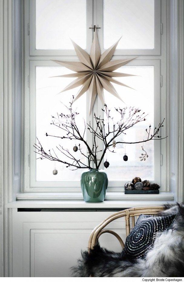 broste copenhagen kerzen ein licht ist aufgegangen weihnachten weihnachtsdekoration und deko. Black Bedroom Furniture Sets. Home Design Ideas
