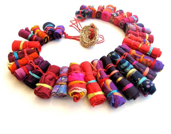 Frida Kahlo daring exceptional statement fiber by Gilgulim on Etsy