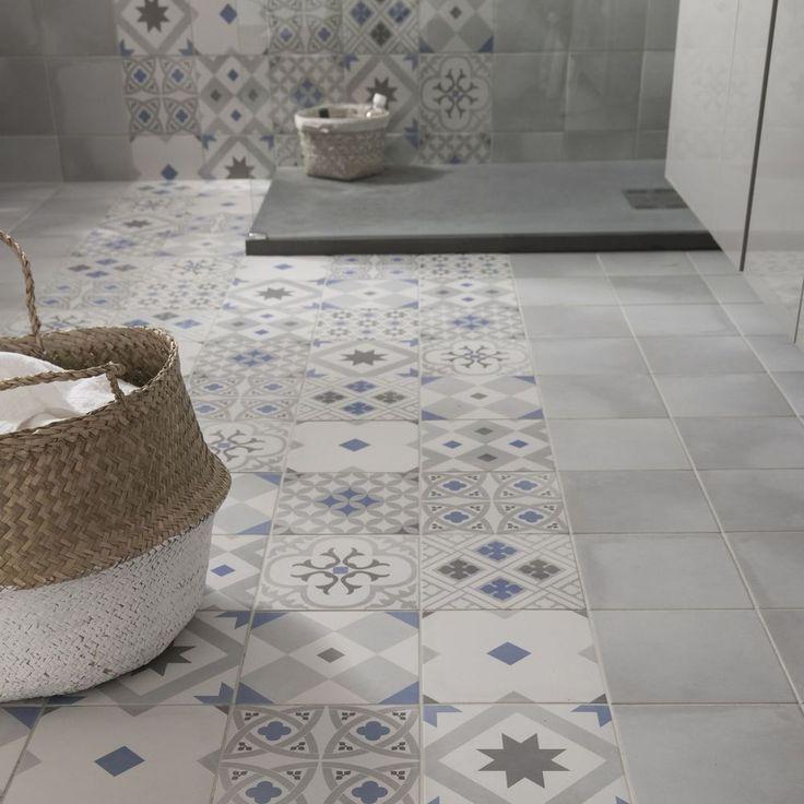 Revêtement de salle de bains : le chic du carrelage en grès cérame
