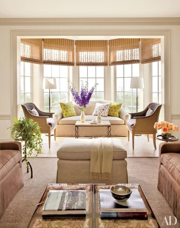 1000 Ideas About Bay Window Blinds On Pinterest Bay Windows Bay Window Treatments And Bay