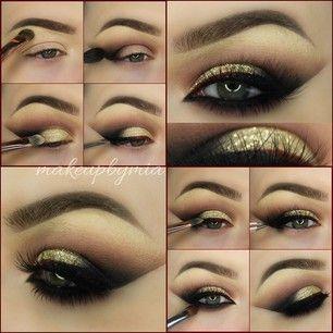 Tutorial by: @makeupbymia on Instagram  Go follow her!