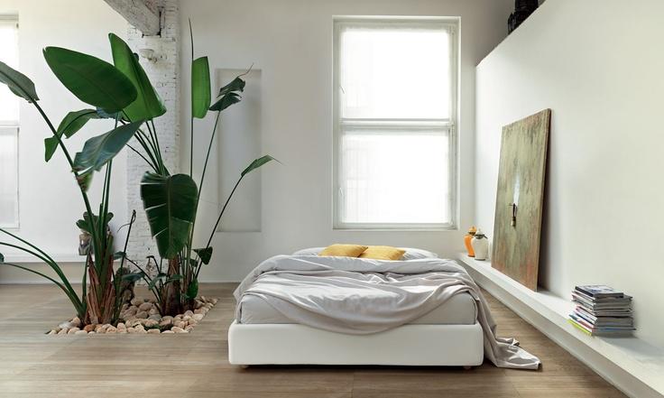 Sommier bed design noctis letti italy collezione for Noctis letti