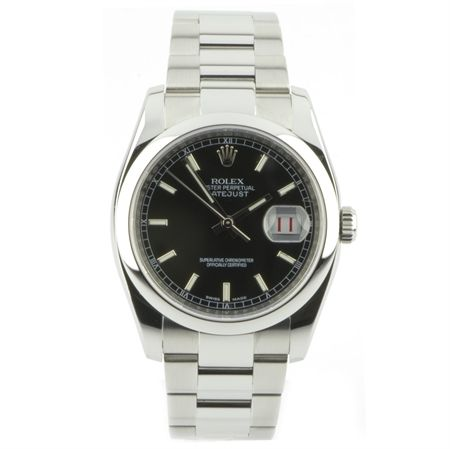 Jewellery and Gold. Rolex Datejust Steel