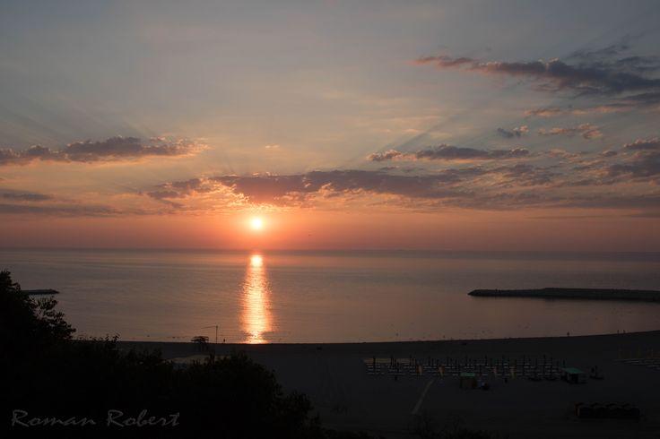 Rasarit, Constanta, plaja Modern.