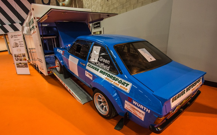 Ford Escort Mk2 Grp 4 Rally Car: 22 Best Cars Images On Pinterest