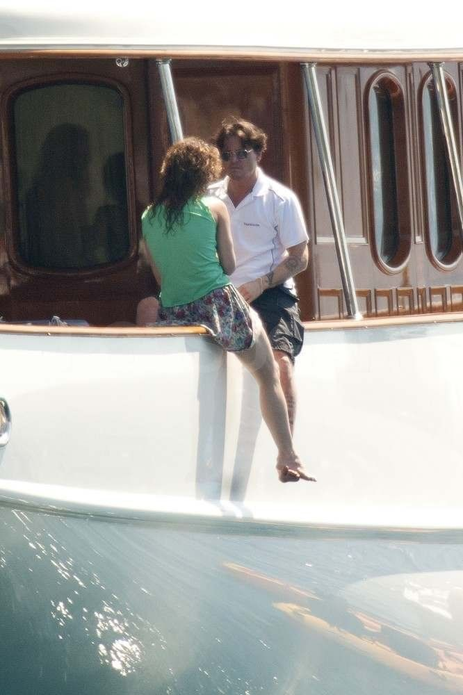 Johnny Depp and Vanessa Paradis Pictures                                                                                                                                                                                 More