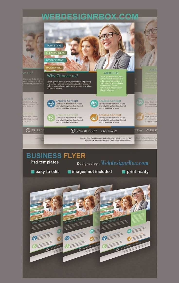 The 13 best free flyer template psd images on pinterest free flyer a complete list of professional free flyer templates psd design to help you market your business in a traditional and cost effective way wajeb Gallery