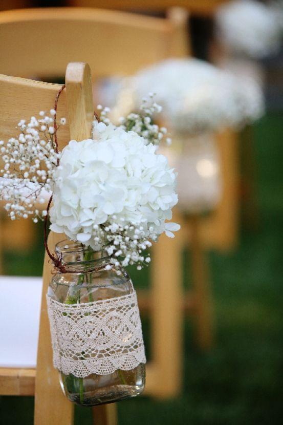 Renda em todos os detalhes! Como usar na decoração do seu casamento!