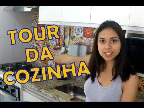 TOUR PELA COZINHA DO APÊ