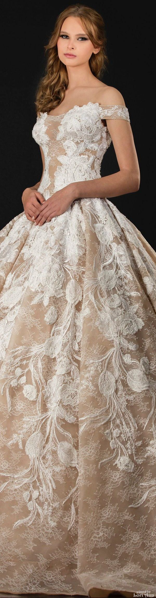 1432 best champagne beige nude coffee coloured or taupe for Taupe lace wedding dress