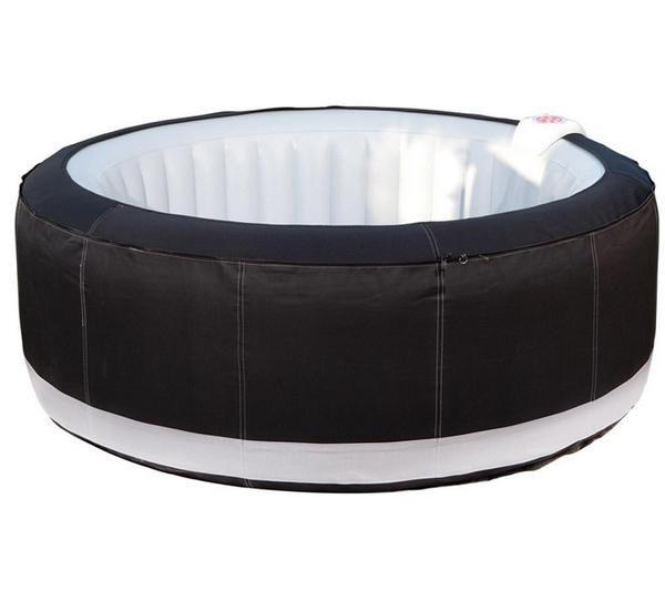 Ospazia Spa Gonflable 130 Microjets En Polyurethane Renforce 4 Personnes As02