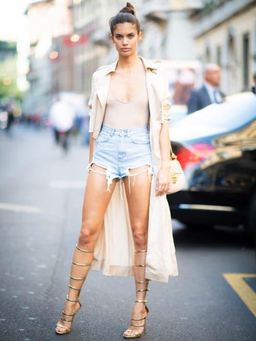 Nude Bodysuits: The New Uniform For Regulation Hotties | Stylight
