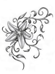 starfish tattoo - Google Search I`ll grow back like a starfish: Chelsea