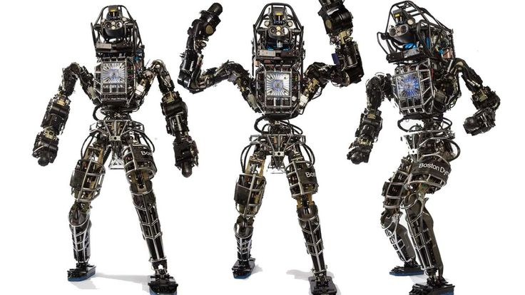 Alphabet reportedly putting robot builder Boston Dynamics up for sale