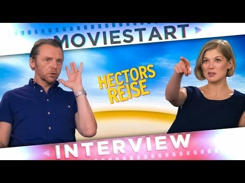 HECTORS REISE - Simon Pegg & Rosamund Pike im Interview - http://hagsharlotsheroines.com/?p=38460