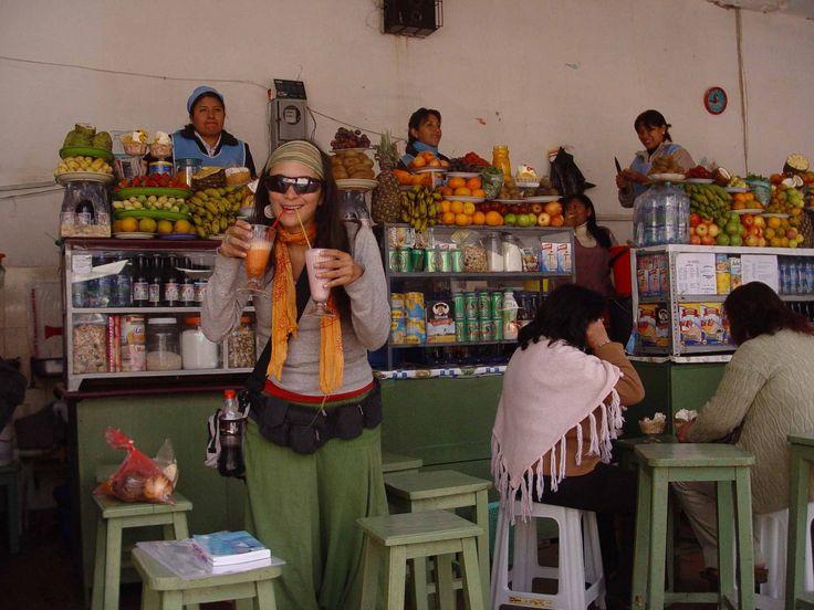 Sucre é a cidade onde foi assinada a declaração da independência da Bolívia. Sucre é uma cidade acolhedora e calma com várias atracções nas proximidades.