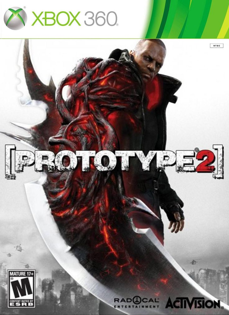 X360 Prototype 2  Xbox 360 Game
