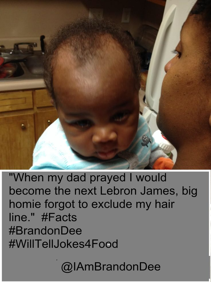 """When my dad prayed I would become the next Lebron James, big homie forgot to exclude my hair line.""  #Facts  #BrandonDee #WillTellJokes4Food"