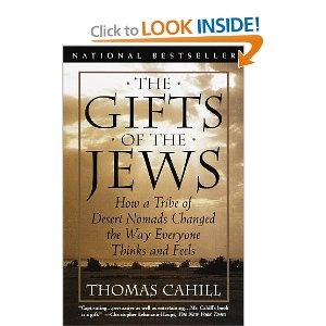 an analysis of the book the gift of the jews by thomas cahill Book review gifts of the jews thomas cahill s book and 90,000+ more term papers cahill's insightful critical analysis of jewish mythology in the context of.