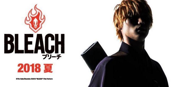 Shonen Jump magazine a publié la première image de l'actrice Hana Sugisaki (Rin Asano à vivre-action de la lame de l'immortel), caractérisée comme caractère de Rukia dans l'adaptation de l'action réelle . En outre, il a également annoncé que le film adaptera le premier arc du manga (1re à 8e). Dé... https://www.newsmangas.fr/bleach-film-live-action-premiere-image-de-rukia/