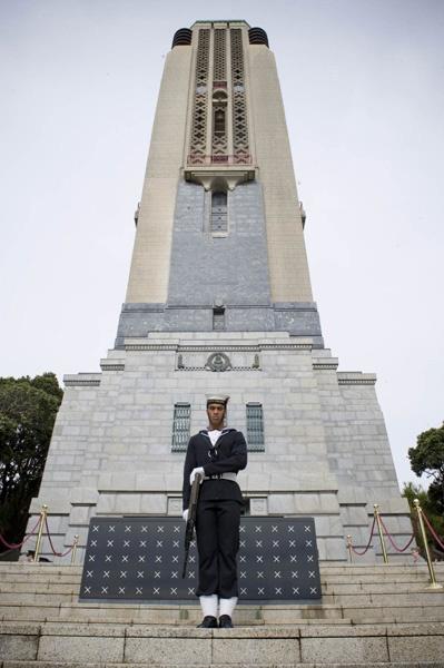 National War Memorial, Wellington, New Zealand   Guerre