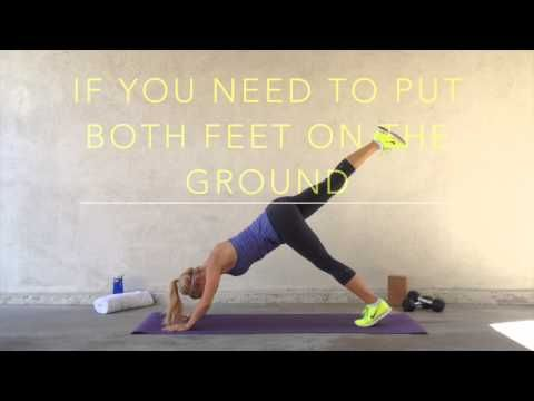 30 DAY CHALLENGE - DAY 3: FULL BODY WORKOUT - Welcome to REAL FIT with BROOKE B!