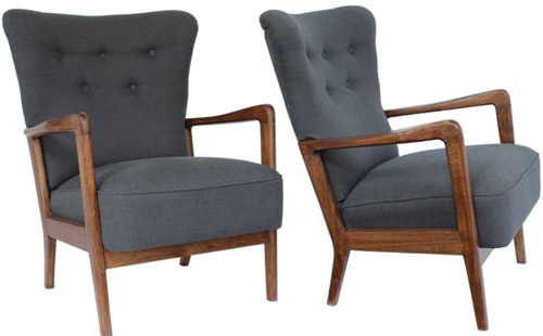 Ooooh I need a couple of these chairs from Eleanor Home: http://www.eleanorhome.eu/flash.html