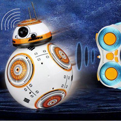 2.4GHz Remote Control Robot with Light / Sound #tech #rc #rccars #rctanks #rcrobot