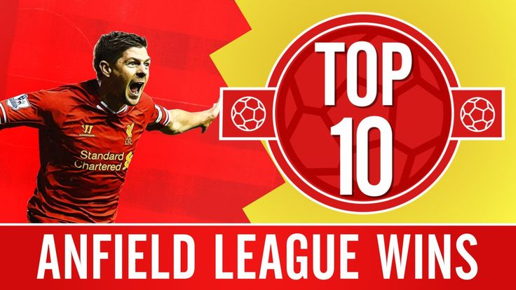 #Top10 - #Anfield's Best #PremierLeague Matches - This video counts down the best #LiverpoolFC #EPL games at Anfield #LFC #YNWA #JFT96 http://www.gosoccertube.com/top-10-anfields-best-premier-league-matches/