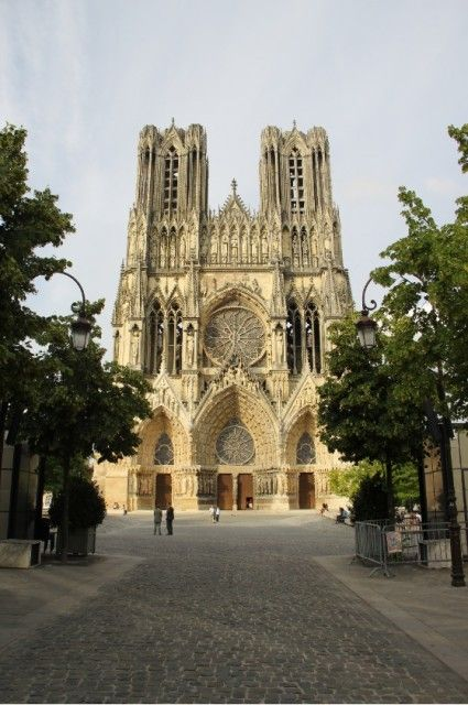 Reims Cathedral 2