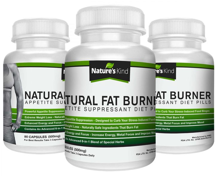 All Natural Fat Burning Pills