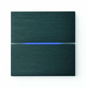Basalte Sentido 2-way/Brushed Dark Grey