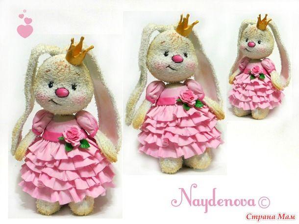 Куклы из фоамирана )))