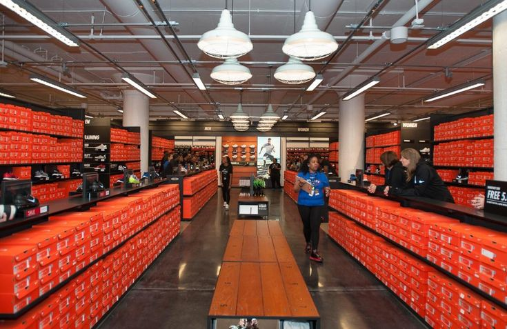nike warehouse