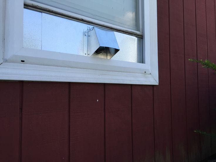 Fresh Air Intake Window Vent Window Vents Window Vents