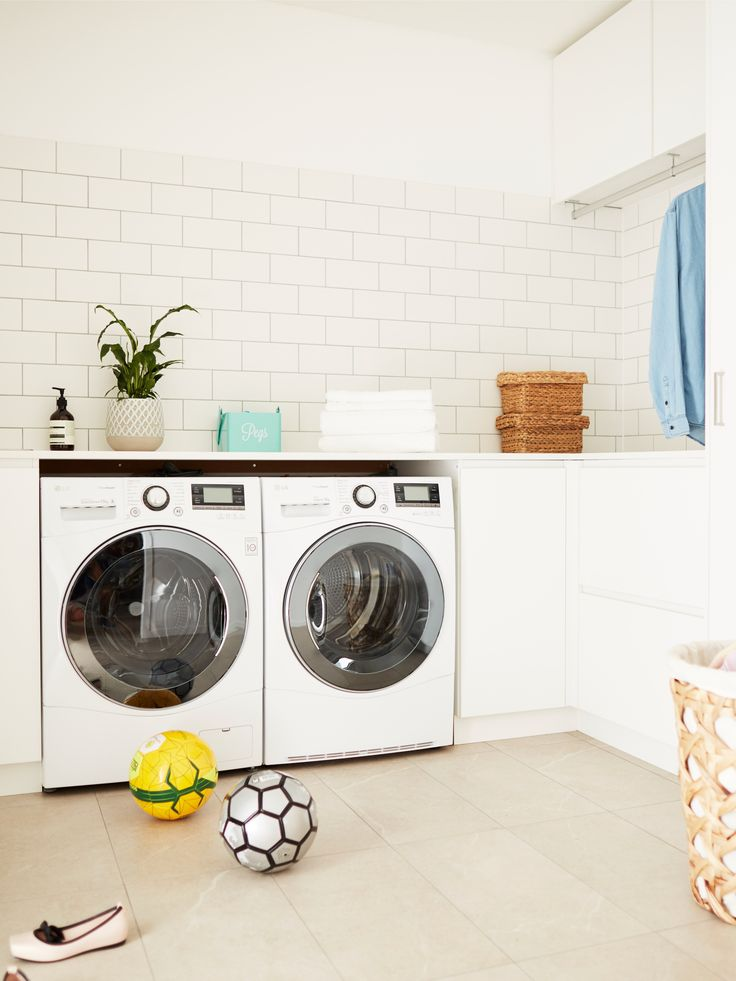 Must-haves vs lusht-haves - Laundry | House to Home Beautiful