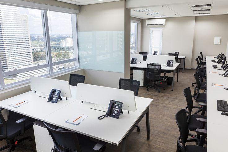 Espaço de coworking, escritório virtual e salas de reunião em Alphaville e região.