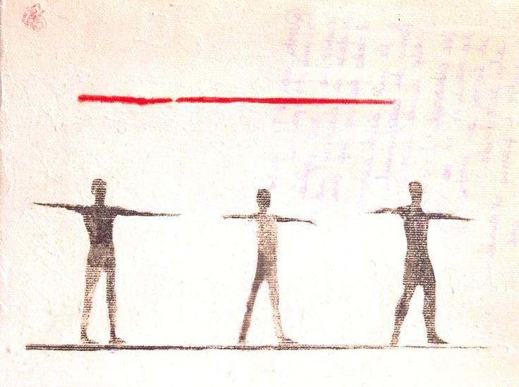 2003 la danza sul golgota