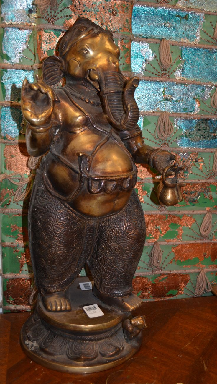 Ganesh, god of transformation, success, knowledge and learning.