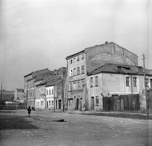 Kraków, Kazimierz, ul. Szeroka