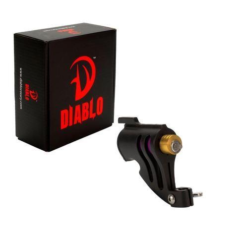 Diablo Direct Drive Adjustable Rotary Tattoo Machine Black