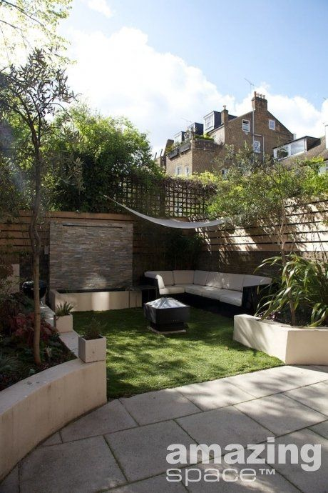 City Garden Design Ideas: 57 Best Images About Designs For Teeny Tiny Urban Yards On