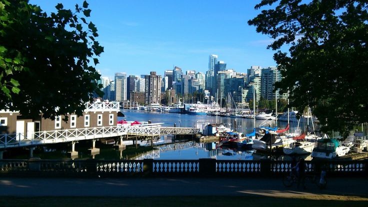 Stanley Park - Vancouver, BC (Photo by Aryan Baines)