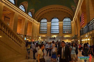Grand Central Station - Manhattan - Il Viaggiatore Saggio