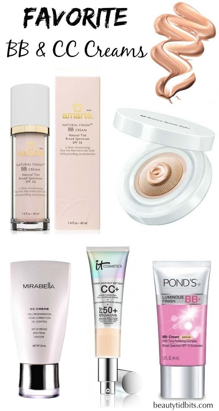 BB and CC Creams are the ultimate multi-tasking beauty products! I just love the ease of combining multiple steps into one product and depending on which formulation you chose, this one step (aka B...